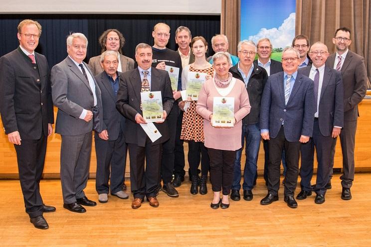 Verleihung Heimatpreis 2017