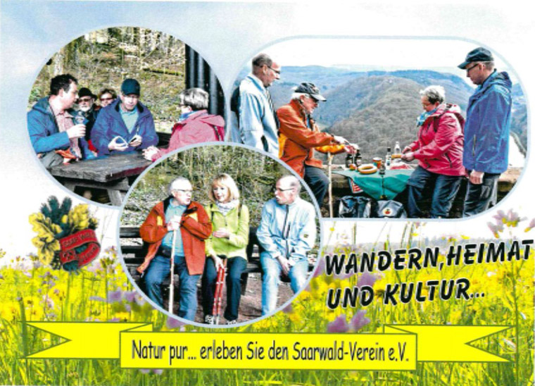 Historie Saarwald Verein E V